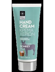 Hand and Nails Cream Donkey Milk 100ml