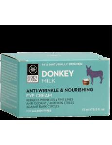 Eye Cream Anti Wringle & Nourishing Donkey Milk 15ml