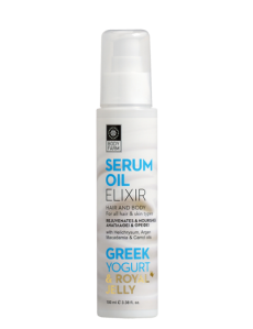 Serum oil for Hair and Body Greek Yogurt and Royal jelly 100ml