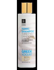 Tonic Shampoo Greek Yogurt and Royal Jelly 250ml