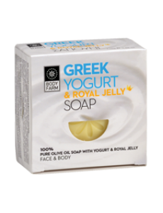 Olive Oil Soap with Greek Yogurt and Royal Jelly 110gr