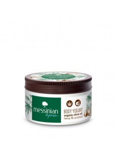 Body Yogurt with Hemp and Coconut Oil  250ML