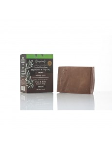 Natural Olive Oil Soap CHOCOLATE  120gr