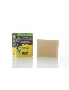 Natural Olive Oil Soap LEMON 120-140g