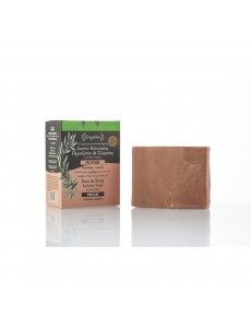 """NATURAL OLIVE OIL SOAP """"PINK CLAY"""" 120g"""