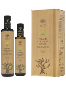 Vafis Organic  Extra Virgin Olive Oil