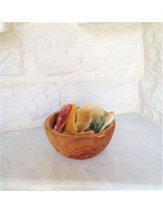 Olive Wood handcrafted Natural bowl