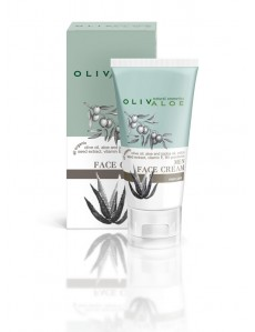 Mens Face Cream with Aloe Vera 50ml